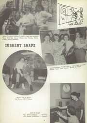 Page 10, 1954 Edition, Honeoye Falls Central High School - Hornet Yearbook (Honeoye Falls, NY) online yearbook collection
