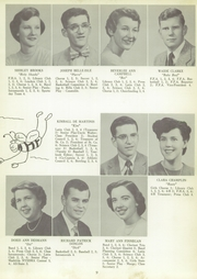 Page 13, 1954 Edition, Honeoye Falls Central High School - Hornet Yearbook (Honeoye Falls, NY) online yearbook collection