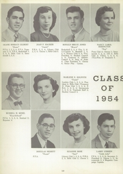 Page 14, 1954 Edition, Honeoye Falls Central High School - Hornet Yearbook (Honeoye Falls, NY) online yearbook collection