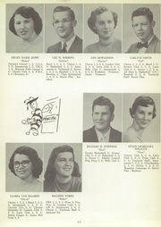 Page 15, 1954 Edition, Honeoye Falls Central High School - Hornet Yearbook (Honeoye Falls, NY) online yearbook collection