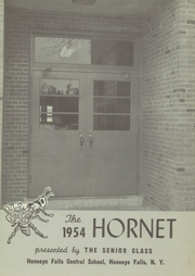 Page 5, 1954 Edition, Honeoye Falls Central High School - Hornet Yearbook (Honeoye Falls, NY) online yearbook collection