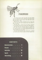 Page 6, 1954 Edition, Honeoye Falls Central High School - Hornet Yearbook (Honeoye Falls, NY) online yearbook collection