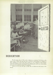 Page 7, 1954 Edition, Honeoye Falls Central High School - Hornet Yearbook (Honeoye Falls, NY) online yearbook collection