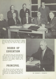 Page 8, 1954 Edition, Honeoye Falls Central High School - Hornet Yearbook (Honeoye Falls, NY) online yearbook collection