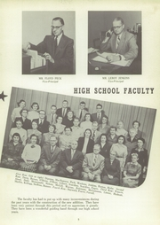 Page 9, 1954 Edition, Honeoye Falls Central High School - Hornet Yearbook (Honeoye Falls, NY) online yearbook collection