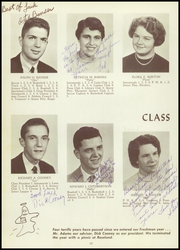 Page 16, 1956 Edition, Honeoye Falls Central High School - Hornet Yearbook (Honeoye Falls, NY) online yearbook collection