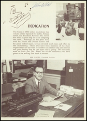Page 7, 1956 Edition, Honeoye Falls Central High School - Hornet Yearbook (Honeoye Falls, NY) online yearbook collection