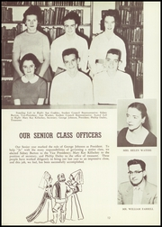 Page 16, 1957 Edition, Honeoye Falls Central High School - Hornet Yearbook (Honeoye Falls, NY) online yearbook collection