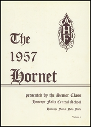 Page 5, 1957 Edition, Honeoye Falls Central High School - Hornet Yearbook (Honeoye Falls, NY) online yearbook collection