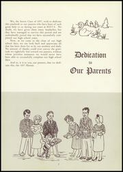 Page 7, 1957 Edition, Honeoye Falls Central High School - Hornet Yearbook (Honeoye Falls, NY) online yearbook collection