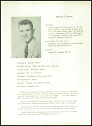 Page 14, 1956 Edition, Hoosac School - Owl Yearbook (Hoosick, NY) online yearbook collection