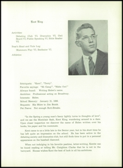 Page 17, 1956 Edition, Hoosac School - Owl Yearbook (Hoosick, NY) online yearbook collection