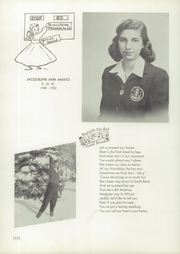 Page 16, 1952 Edition, Academy of St Ursula - Marygrove Yearbook (Kingston, NY) online yearbook collection