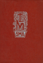 1946 Edition, St Marys Academy - Gael Yearbook (Little Falls, NY)