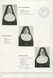 Page 12, 1959 Edition, St Marys Academy - Gael Yearbook (Little Falls, NY) online yearbook collection