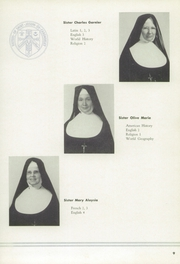 Page 13, 1959 Edition, St Marys Academy - Gael Yearbook (Little Falls, NY) online yearbook collection