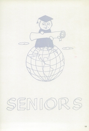 Page 15, 1959 Edition, St Marys Academy - Gael Yearbook (Little Falls, NY) online yearbook collection