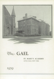 Page 5, 1959 Edition, St Marys Academy - Gael Yearbook (Little Falls, NY) online yearbook collection