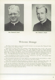 Page 9, 1959 Edition, St Marys Academy - Gael Yearbook (Little Falls, NY) online yearbook collection