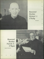 Page 10, 1952 Edition, Iona Preparatory School - Saga Yearbook (New Rochelle, NY) online yearbook collection