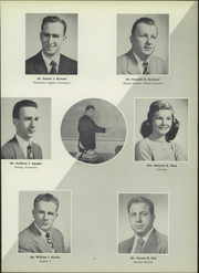 Page 13, 1952 Edition, Iona Preparatory School - Saga Yearbook (New Rochelle, NY) online yearbook collection