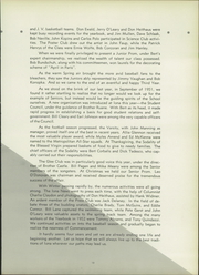 Page 17, 1952 Edition, Iona Preparatory School - Saga Yearbook (New Rochelle, NY) online yearbook collection
