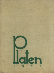 1943 Edition, Katharine Gibbs School - Platen Yearbook (New York, NY)