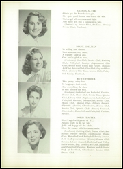 Page 14, 1952 Edition, Leonard School for Girls - Yearbook (New York, NY) online yearbook collection