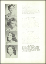 Page 15, 1952 Edition, Leonard School for Girls - Yearbook (New York, NY) online yearbook collection