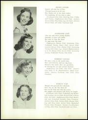 Page 16, 1952 Edition, Leonard School for Girls - Yearbook (New York, NY) online yearbook collection