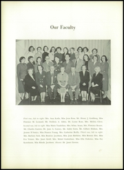 Page 8, 1952 Edition, Leonard School for Girls - Yearbook (New York, NY) online yearbook collection