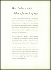 Page 9, 1952 Edition, Leonard School for Girls - Yearbook (New York, NY) online yearbook collection