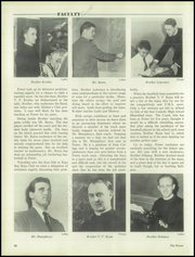 Page 70, 1952 Edition, Power Memorial Academy - Power Yearbook (New York, NY) online yearbook collection