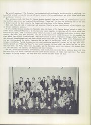 Page 17, 1951 Edition, St George Academy - Crusader Yearbook (New York, NY) online yearbook collection