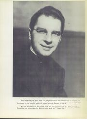 Page 7, 1951 Edition, St George Academy - Crusader Yearbook (New York, NY) online yearbook collection