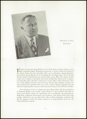 Page 10, 1949 Edition, Trinity School - Yearbook (New York, NY) online yearbook collection