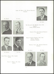 Page 13, 1949 Edition, Trinity School - Yearbook (New York, NY) online yearbook collection