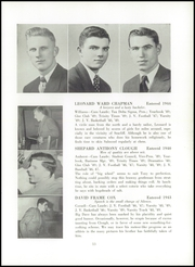 Page 17, 1949 Edition, Trinity School - Yearbook (New York, NY) online yearbook collection