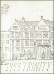 Page 6, 1949 Edition, Trinity School - Yearbook (New York, NY) online yearbook collection