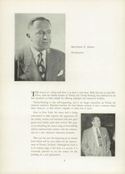 Page 10, 1951 Edition, Trinity School - Yearbook (New York, NY) online yearbook collection