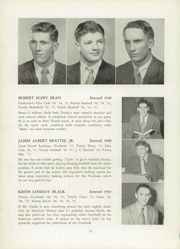 Page 16, 1951 Edition, Trinity School - Yearbook (New York, NY) online yearbook collection