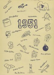 Page 3, 1951 Edition, Trinity School - Yearbook (New York, NY) online yearbook collection