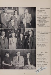 Page 14, 1954 Edition, Odessa Central High School - Odessanean Yearbook (Odessa, NY) online yearbook collection
