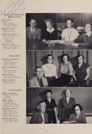 Page 15, 1954 Edition, Odessa Central High School - Odessanean Yearbook (Odessa, NY) online yearbook collection
