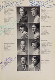 Page 17, 1954 Edition, Odessa Central High School - Odessanean Yearbook (Odessa, NY) online yearbook collection