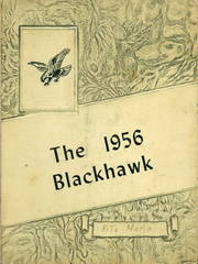 1956 Edition, Oxford Central High School - Blackhawk Yearbook (Oxford, NY)