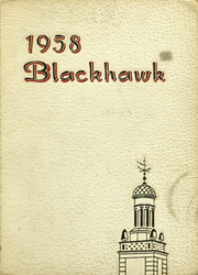 1958 Edition, Oxford Central High School - Blackhawk Yearbook (Oxford, NY)