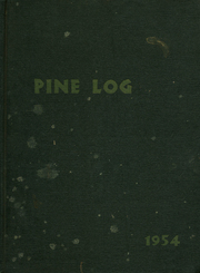 Page 1, 1954 Edition, Pine Plains Central High School - Log Yearbook (Pine Plains, NY) online yearbook collection