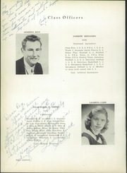 Page 16, 1954 Edition, Pine Plains Central High School - Log Yearbook (Pine Plains, NY) online yearbook collection