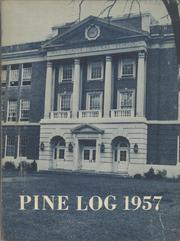 Page 1, 1957 Edition, Pine Plains Central High School - Log Yearbook (Pine Plains, NY) online yearbook collection